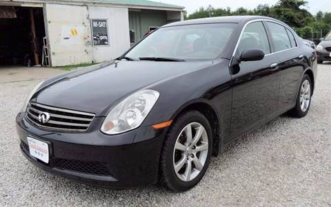 2005 Infiniti G35 for sale in Columbus, OH