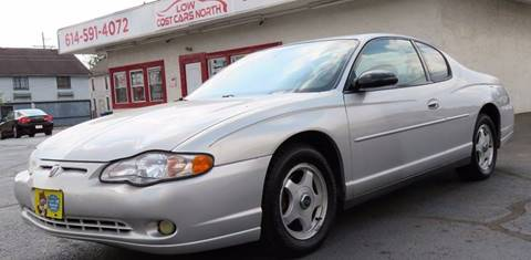 2004 Chevrolet Monte Carlo for sale in Columbus, OH