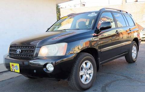 2003 Toyota Highlander for sale in Columbus, OH