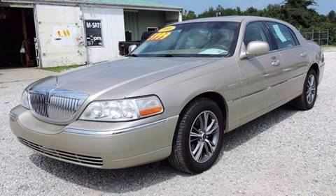 2006 Lincoln Town Car for sale in Columbus, OH