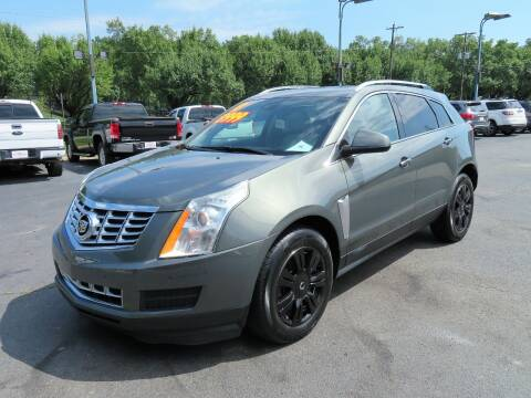2013 Cadillac SRX for sale at Low Cost Cars North in Whitehall OH