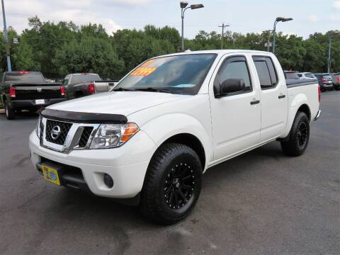 2017 Nissan Frontier for sale at Low Cost Cars North in Whitehall OH