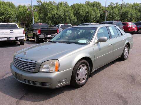 2005 Cadillac DeVille for sale at Low Cost Cars North in Whitehall OH