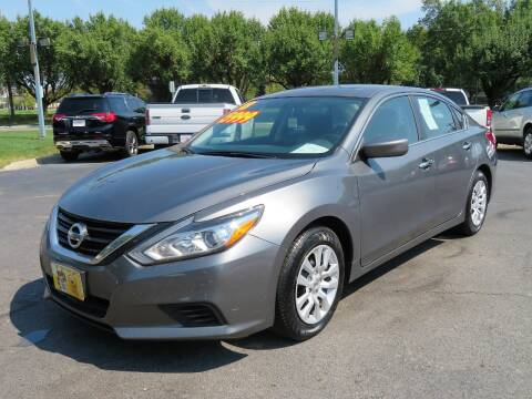 2018 Nissan Altima for sale at Low Cost Cars North in Whitehall OH