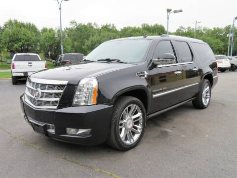 2013 Cadillac Escalade ESV for sale at Low Cost Cars North in Whitehall OH