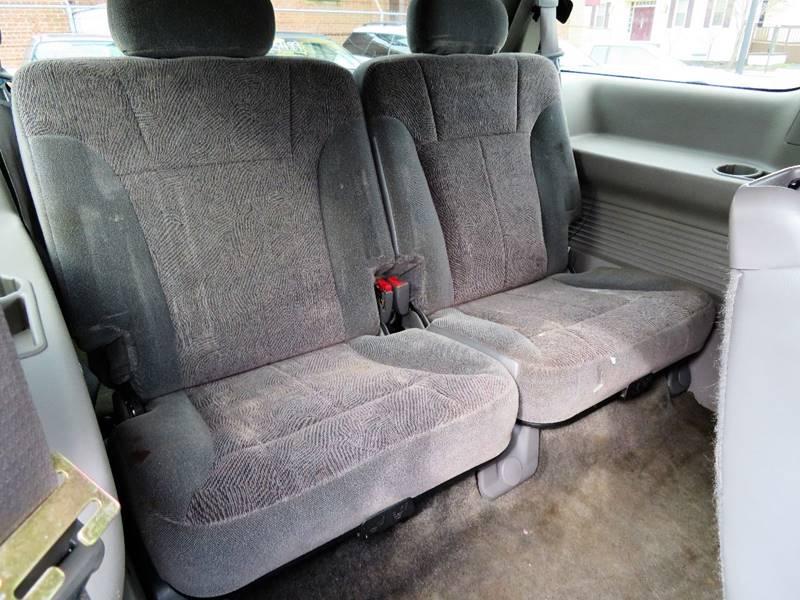 2003 Chevrolet TrailBlazer EXT LT 4WD 4dr SUV - Columbus OH