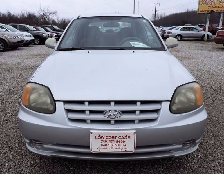 2004 Hyundai Accent GL 2dr Hatchback - Columbus OH