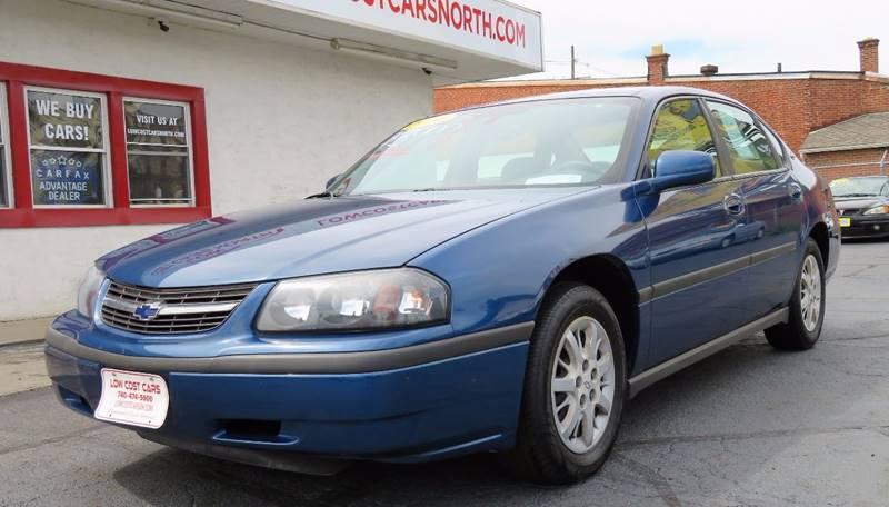 2004 Chevrolet Impala 4dr Sedan - Columbus OH