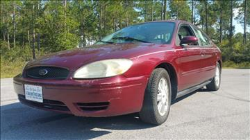 2005 Ford Taurus for sale in Panama City, FL