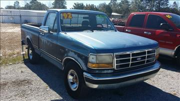 1997 Ford F-150 for sale in Panama City, FL