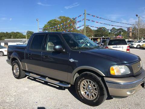 2003 Ford F-150 for sale in Panama City, FL