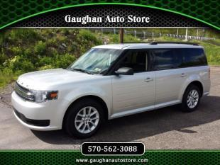 2014 Ford Flex for sale at Gaughan Auto Store in Taylor PA