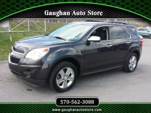 2014 Chevrolet Equinox for sale at Gaughan Auto Store in Taylor PA