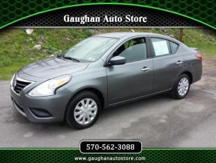 2016 Nissan Versa for sale at Gaughan Auto Store in Taylor PA
