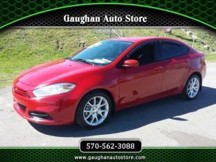 2013 Dodge Dart for sale at Gaughan Auto Store in Taylor PA