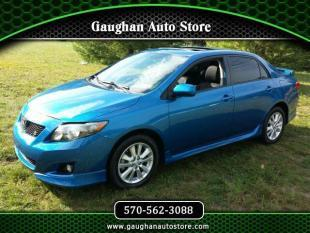 2010 Toyota Corolla for sale in Taylor, PA