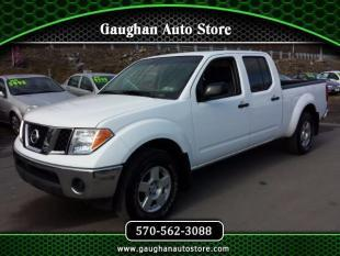 2008 Nissan Frontier for sale in Taylor, PA