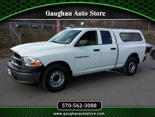 2011 RAM Ram Pickup 1500 for sale at Gaughan Auto Store in Taylor PA