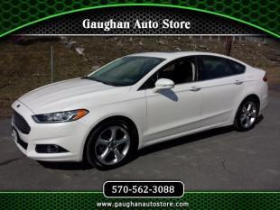 2014 Ford Fusion for sale at Gaughan Auto Store in Taylor PA