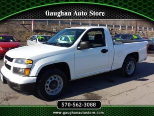2010 Chevrolet Colorado for sale at Gaughan Auto Store in Taylor PA