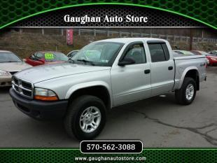 2004 Dodge Dakota for sale at Gaughan Auto Store in Taylor PA