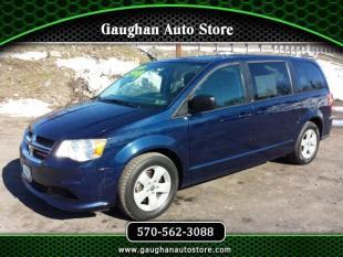 2013 Dodge Grand Caravan for sale at Gaughan Auto Store in Taylor PA