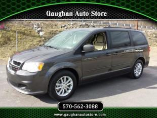 2015 Dodge Grand Caravan for sale at Gaughan Auto Store in Taylor PA