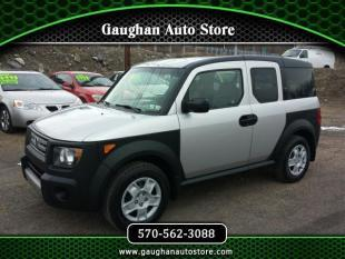 2008 Honda Element for sale at Gaughan Auto Store in Taylor PA