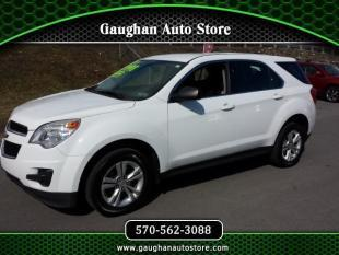 2011 Chevrolet Equinox for sale at Gaughan Auto Store in Taylor PA