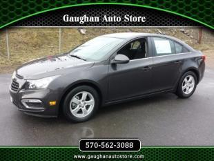 2015 Chevrolet Cruze for sale at Gaughan Auto Store in Taylor PA