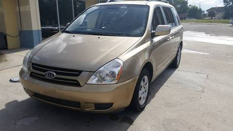 2007 Kia Sedona for sale in Live Oak, FL
