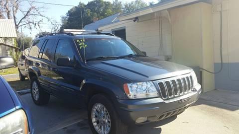 2002 Jeep Grand Cherokee for sale in Live Oak, FL
