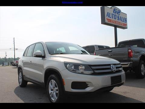 2012 Volkswagen Tiguan for sale in Elizabethtown, KY