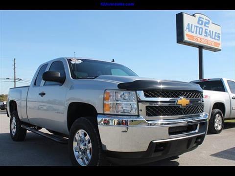 2013 Chevrolet Silverado 2500HD for sale in Elizabethtown, KY