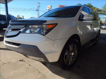 2008 Acura MDX for sale in Crossville, TN