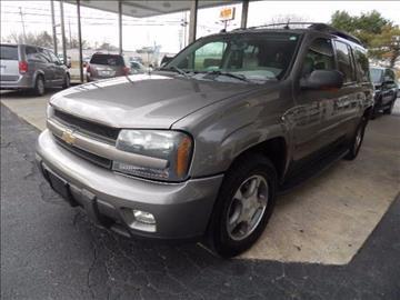 2005 Chevrolet TrailBlazer EXT for sale in Crossville, TN