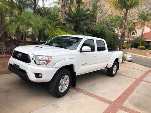 2015 Toyota Tacoma For Sale In San Fernando, CA