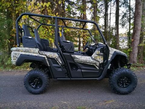 2019 Yamaha Wolverine X4 Realtree Edge for sale in Conneaut Lake, PA