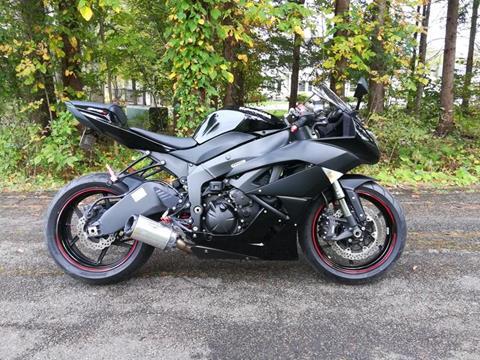 2011 Kawasaki Ninja ZX-6R for sale in Conneaut Lake, PA