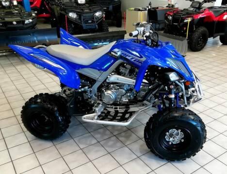 2020 Yamaha Raptor