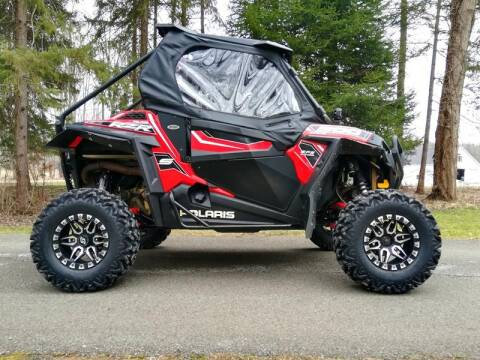 2015 Polaris RZR® S 900 EPS Havasu Red for sale at Street Track n Trail in Conneaut Lake PA