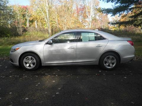 2014 Chevrolet Malibu for sale in Conneaut Lake, PA