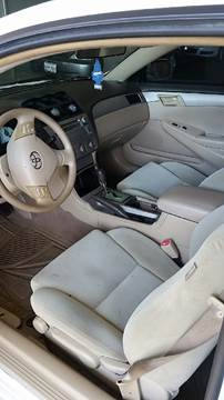 2005 Toyota Camry Solara for sale in Arlington, TX