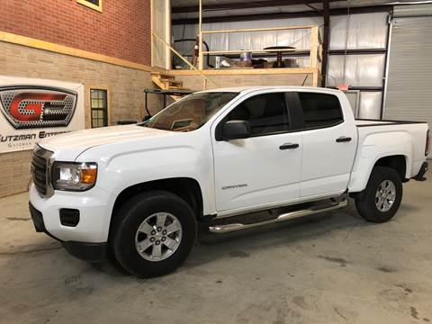2016 GMC Canyon for sale in Waxahachie, TX
