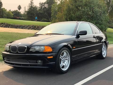 2001 BMW 3 Series for sale at SHOMAN MOTORS in Davis CA