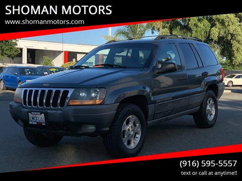 2000 Jeep Grand Cherokee for sale in Davis, CA
