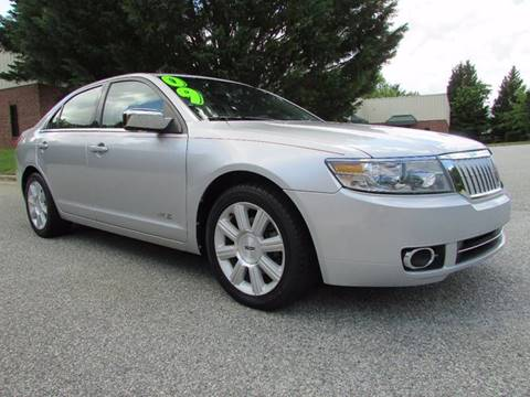 2009 Lincoln MKZ for sale at TAYLOR'S AUTO SALES in Greensboro NC