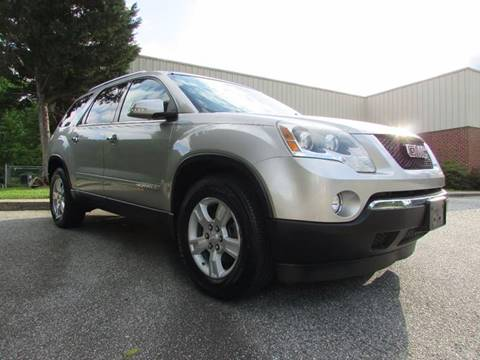 2008 GMC Acadia for sale at TAYLOR'S AUTO SALES in Greensboro NC