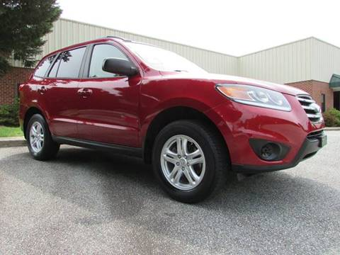 2012 Hyundai Santa Fe for sale at TAYLOR'S AUTO SALES in Greensboro NC