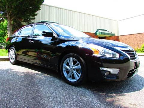 2013 Nissan Altima for sale at TAYLOR'S AUTO SALES in Greensboro NC